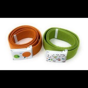 Pistil green/orange belt